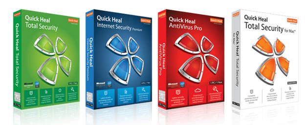 QuickHeal Products